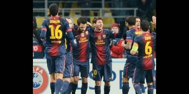 Le Barça réalise le meilleur début de saison de son histoire - La DH