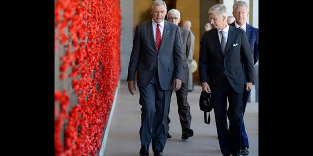 Mission économique en Australie: Le Palais se défend - La DH