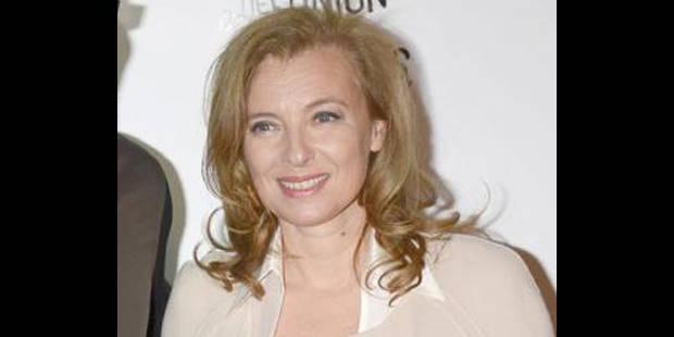 Valérie Trierweiler aime sa vie à l'Elysée - La DH
