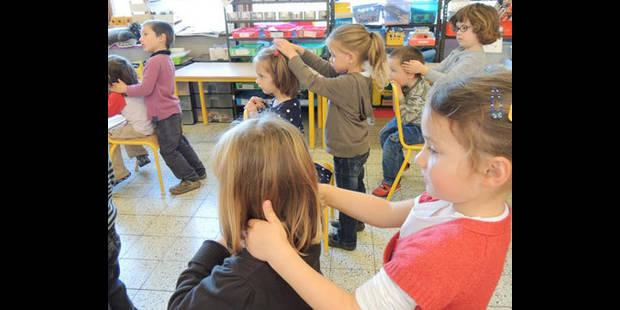 Des cours de massage... à l'école
