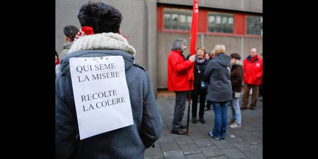 Journée d'action européenne: Un pique-nique de protestation organisé à Anvers - La DH