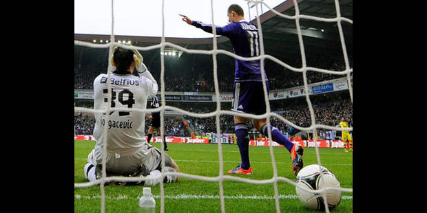 Le FC Bruges avait déjà été battu 6-1 à Anderlecht - La DH
