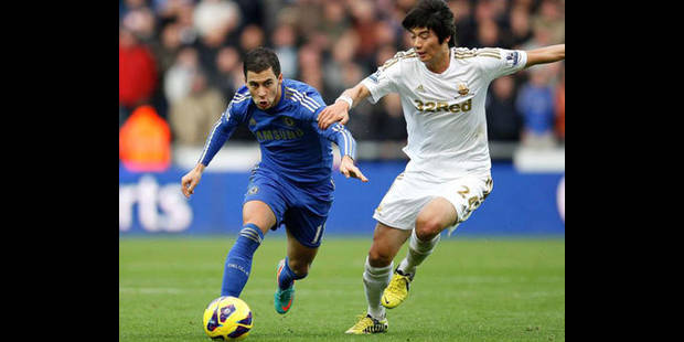 Le salaire faramineux d'Eden Hazard à Chelsea