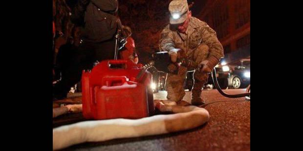 Sandy: New York retrouve la lumière avant une nouvelle vague de mauvais temps - La DH
