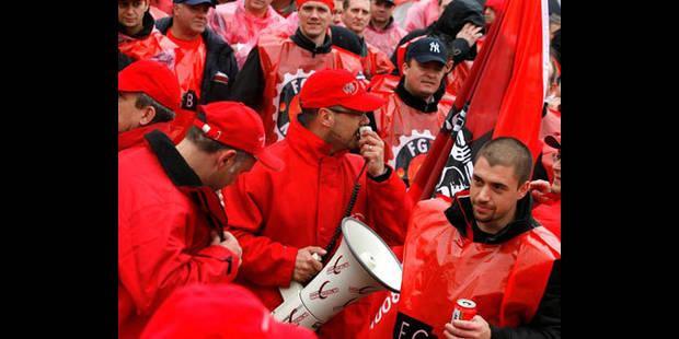 La FGTB couvrira les travailleurs en grève le 14 novembre - La DH