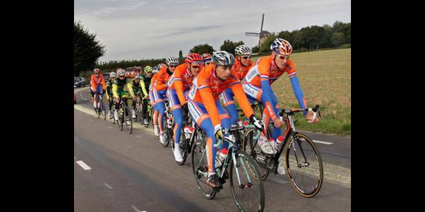 Un équipementier de l'équipe Rabobank demande 2 millions de dollars à l'UCI