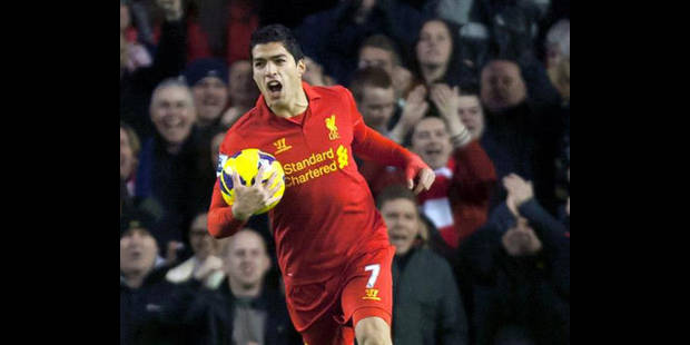 Suarez sauve un point pour Liverpool face à Newcastle - La DH