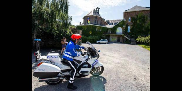 Michelle Martin: le coût de l'encadrement policier - La DH