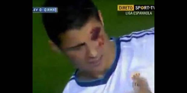 Cristiano Ronaldo pisse le sang contre Levante - La DH