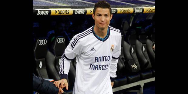 Ronaldo voterait pour Messi, Cristiano Ronaldo pour lui... - La DH