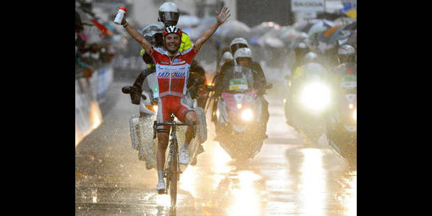 """Joaquim Rodriguez: """"Le système de points de l'UCI doit changer"""""""