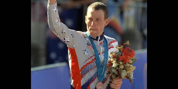 Armstrong privé de sa médaille de bronze ? - La DH