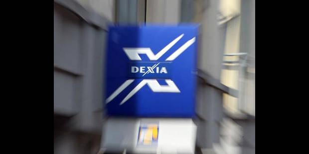 La Belgique et la France injectent 5,5 milliards d'euros dans Dexia - La DH