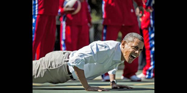 Ma première fois avec Obama - La DH