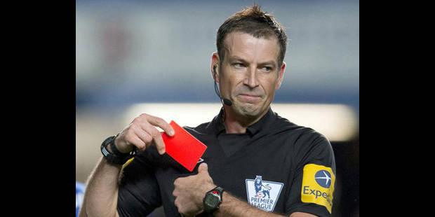 Chelsea porte officiellement plainte contre un arbitre - La DH