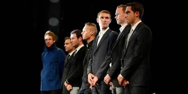 Lire les réactions de Contador, Andy Schleck Evans et Cavendish - La DH