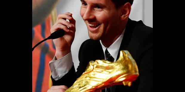 """Messi: """"Je ne me suis jamais considéré comme perso"""" - La DH"""