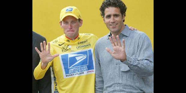 Indurain croit à l'innocence d'Armstrong - La DH