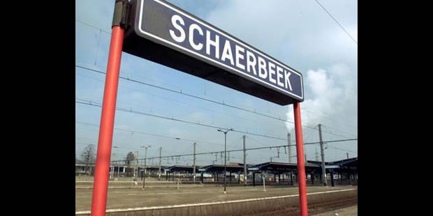 Chaos sur le rail à cause d'une fuite d'hydrocarbure à la gare de Schaerbeek - La DH