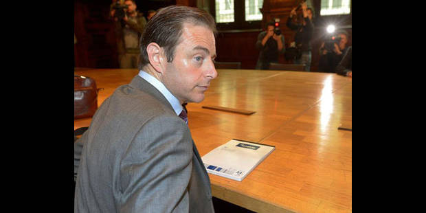 Anvers : De Wever prépare une note de formation - La DH