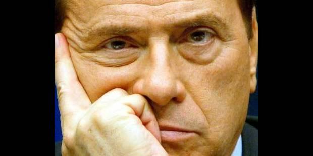 Berlusconi veut réformer la machine judiciaire - La DH