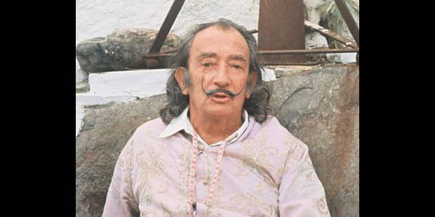 Les Visages cachés   de Salvador Dali - La DH