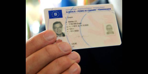 Nouveaux permis: 63millions d'euros sur le dos des automobilistes ! - La DH