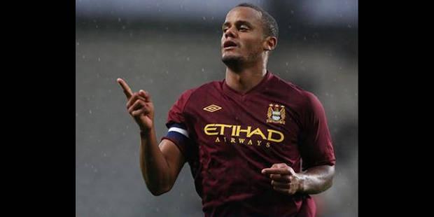 Premier League: victoire des deux Manchester - La DH