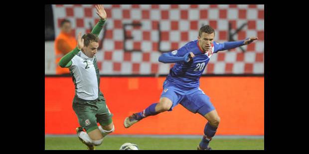 La Croatie bat le Pays de Galles, la Serbie surprise en Macédoine