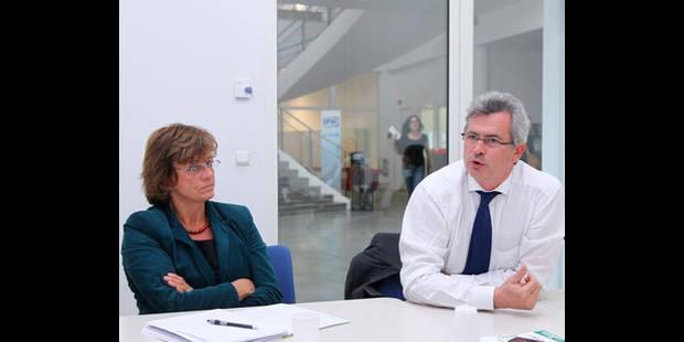 Elections 2012: Coalition FDF-Ecolo-CDH à Schaerbeek