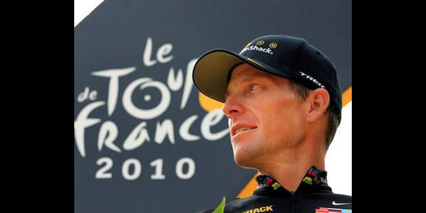 Affaire Armstrong: l'UCI a fermé les yeux - La DH