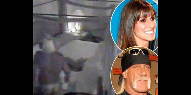 Une sextape de Hulk Hogan rendue publique par… son meilleur ami !