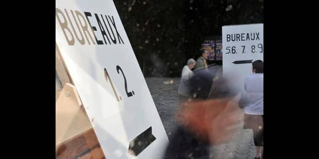 Quelques soucis dans des bureaux de vote - La DH