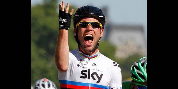 """Cavendish: """"Je suis content de rouler pour Omega Pharma-Quick.Step"""" - La DH"""