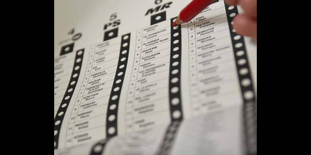 Voter case de tête ou préférence - La DH