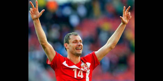 """Jovanovic: """"Un point serait un très grand succès pour vous"""""""