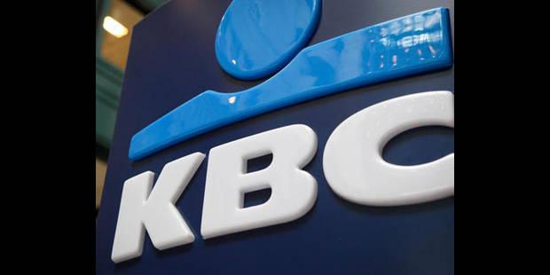 Changement de cap chez KBC - La DH