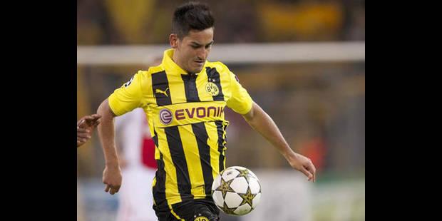 Bundesliga - Dortmund sans Gündogan à Hanovre - La DH
