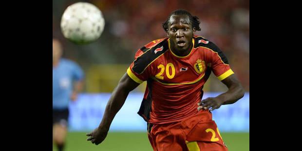 Romelu Lukaku indisponible 3 semaines - La DH