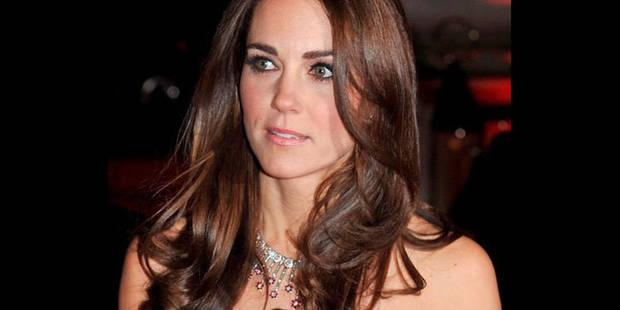 Les photos de Kate qui tombe le bas !