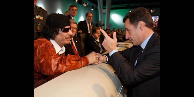 La France a-t-elle fait tuer Khadafi ? - La DH