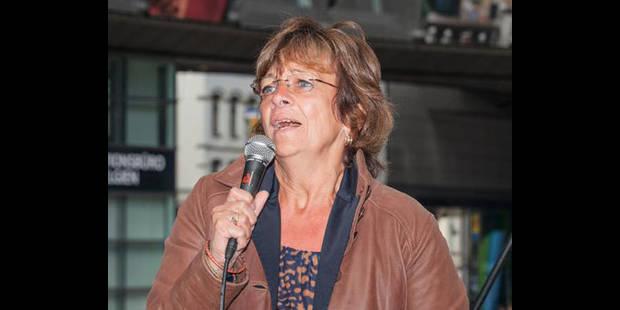 Isabelle Durant critique Paul Magnette sur la réforme de la SNCB - La DH