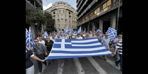 Journée de grève générale en Grèce - La DH