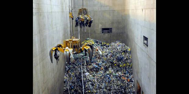 A Bruxelles, 260 kg de déchets par habitant et par an - La DH