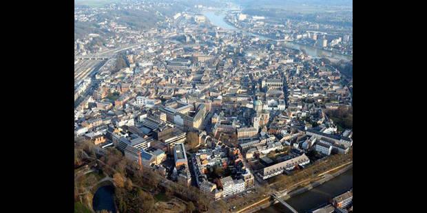 Namur, ville la plus durable du pays - La DH