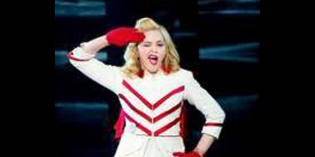 """Madonna invite ses fans à voter pour le """"musulman noir"""" Obama"""
