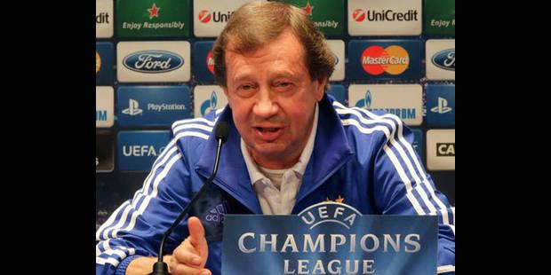 Le Dynamo Kiev se sépare de son entraîneur Yuri Semin - La DH