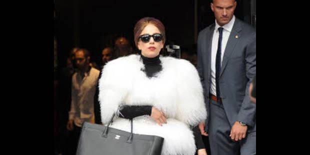 """Lady Gaga : """"ce que le Pape pense de l'homosexualité n'intéresse personne"""" - La DH"""