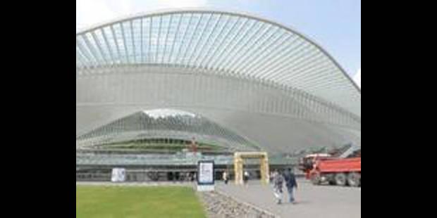 Circulation des trains interrompue entre Liège-Guillemins et Pepinster - La DH