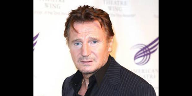 Liam Neeson :  60 ans et toutes ses dents